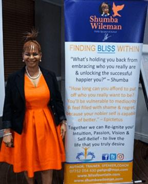 Shumba Wileman Events