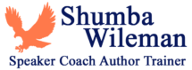Shumba Wileman Public Speaker and Author