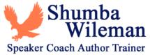 Shumba Wileman Public Speaker and Author